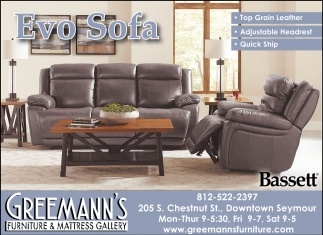Evo Sofa