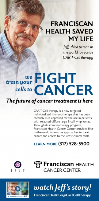 We Train Your Cells To Fight Cancer
