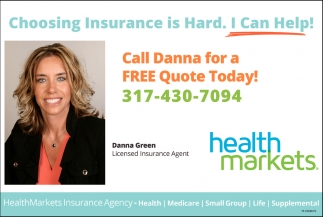 Choosing Insurance Is Hard. I Can Help!