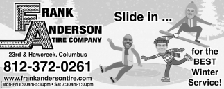 Slide In... For The Best Winter Service!