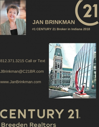 Number 1 Century 21 Broker In Indiana 2018
