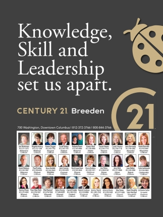 Knowledge, Skill And Leadership Set Us Appart.