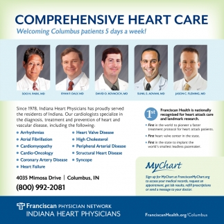 Comprehensive Heart Care