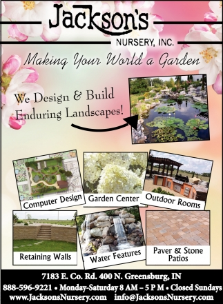 Making Your World A Garden