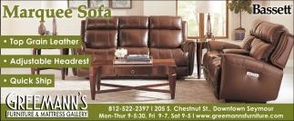 Marquee Sofa
