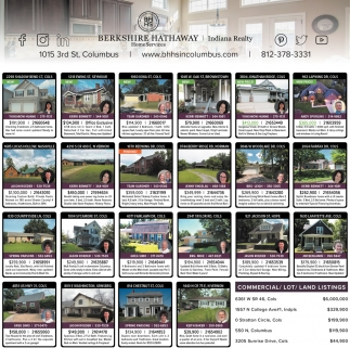Commercial / Lot / Land Listings