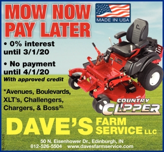Mow Now Pay Later