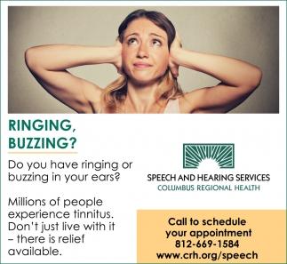 Ringing, Buzzing?