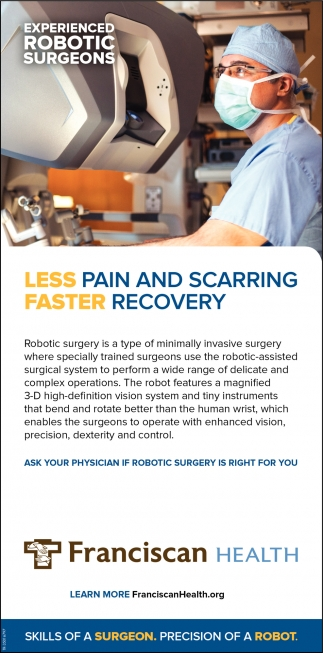 Experienced Robotic Surgeons