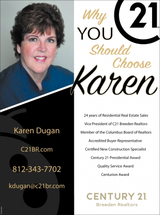 Why You Should Choose Karen