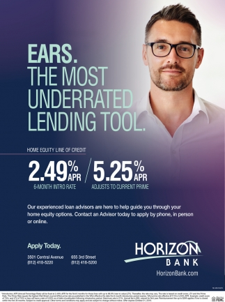 Ears. The Most Underrated Lending Tool.