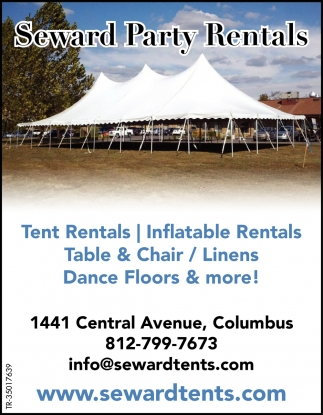 Tent Rentals - Inflatable Rentals - Table & Chair