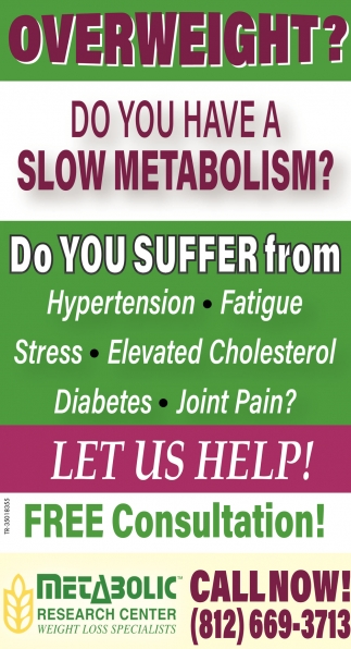 Do You Have A Slow Metabolism?