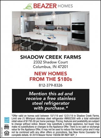 Shadow Creek Farms