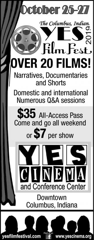 Yes Film Fest 2019