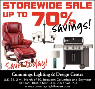 Storewide Sale Up To 70% Savings!
