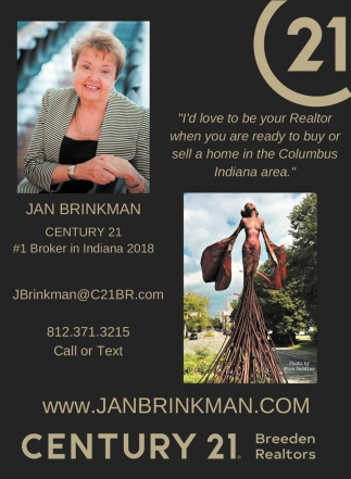 #1 Century 21 Broker In Indiana 2018