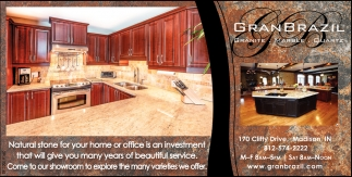 Natural Stone For Your Home Or Office