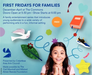 First Friday For Families