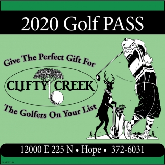 2020 Golf Pass