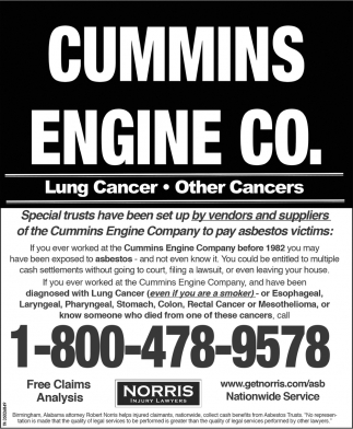 Lung Cancer - Other Cancers