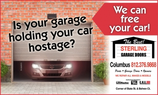 Is Your Garage Holding Your Car Hostage?