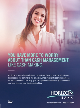 You Have More To Worry About Than Cash Management.
