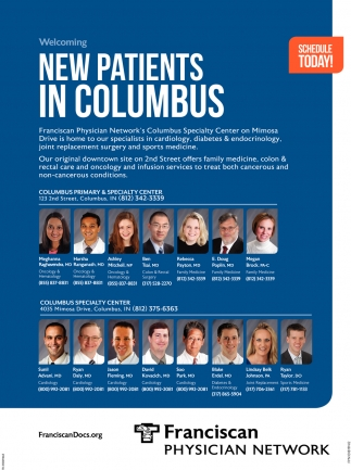 Welcoming New Patients In Columbus