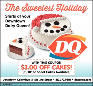 The Sweetest Holiday