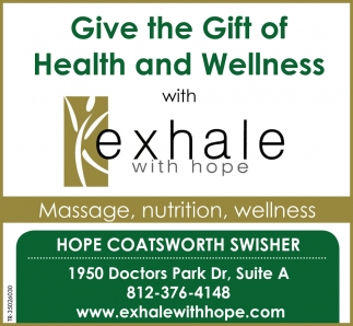 Give The Gift Of Health And Wellness
