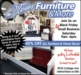 Join Us On Black Friday