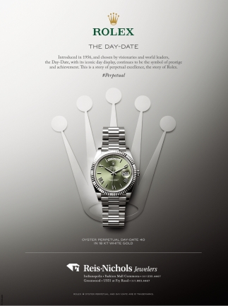 Rolex The Day-Date