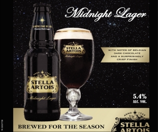 Brewed For The Season