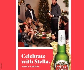 Celebrate With Stella
