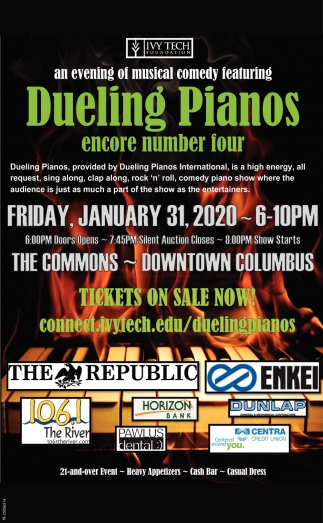 Dueling Pianos Encore Number Four