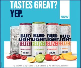 Tastes Great? Yep.