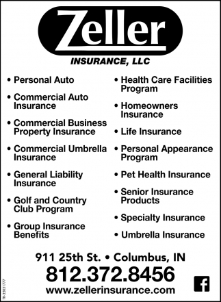 Health Care Facilities Program - Commercial Auto Insurance