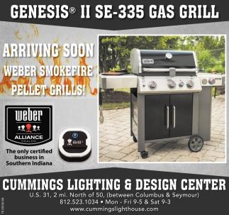 Genesis II 335 Gas Grill