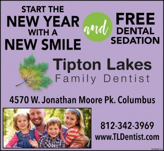 Start The New Year With A New Smile