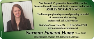 Ashley Norman Loyd