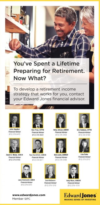 You've Spent A Lifetime Preparing For Retirement.