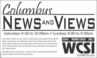 Columbus News And Views