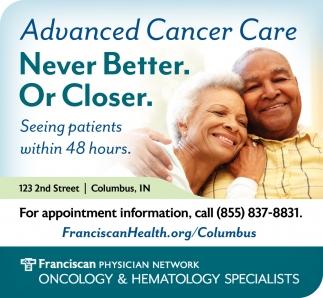 Advanced Cancer Care