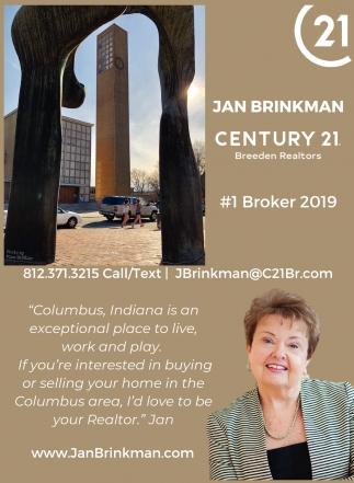 #1 Broker 2019