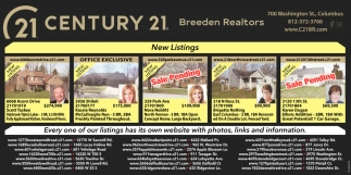 Every One Of Our Listings Has Its Own Website With Photos, Links And Information