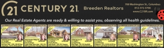 Our Real Estate Agents Are Ready & willing To Assist You