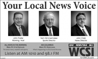 Your Local News Voice