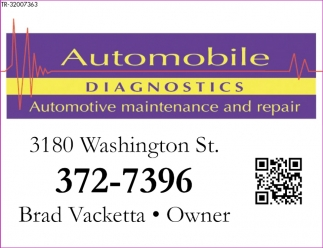 Automobile Diagnostics