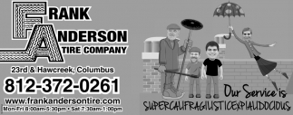 Frank Anderson Tire Company