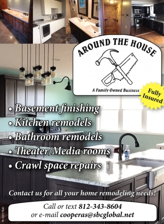A Family Owned Business Around The House - Bathroom remodel columbus indiana